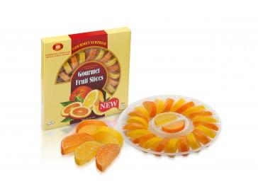 Апельсиново - лимонные дольки ассорти
