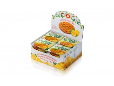 Венский пирог лимонный