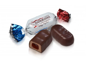 ПАРИЖАНКА с шоколадным вкусом