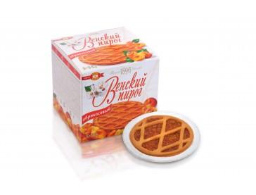 Венский пирог абрикосовый