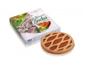 Венский пирог яблочный