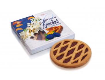 Венский пирог слива-алыча