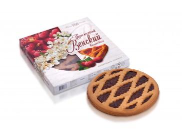 Венский пирог вишневый