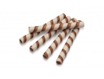 Вафельные трубочки какао плюс